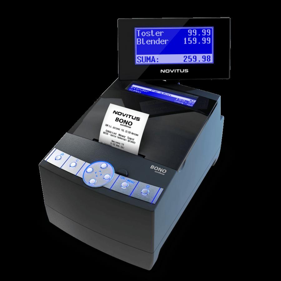 drukarki fiskalne tarnów kasjer